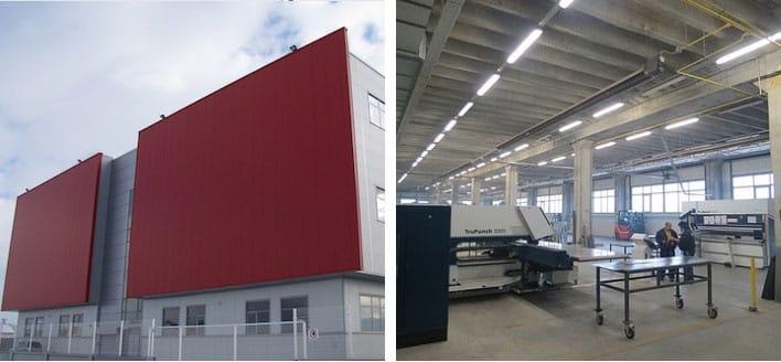 Производствен комплекс Солид 55
