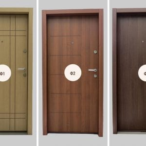 Дизайн входни врати FeRi