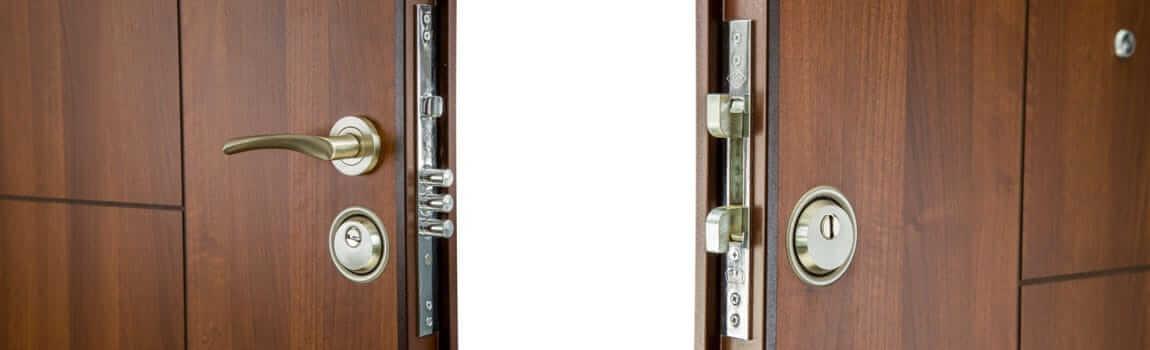 Входни врати FeRi - заключващи системи