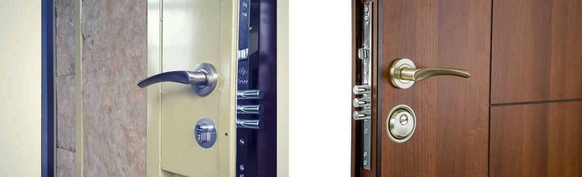 Входни врати FeRi - конструкция и дизайн