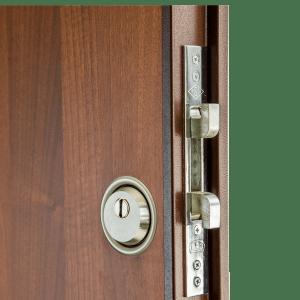 Допълнителна патронна брава за входна врата FeRi Модел F20