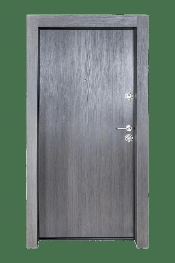 Входна врата за апартамент FeRi - Модел F50 цвят Мелинга грей