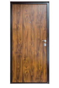 Входна врата за къща FeRi - Модел F80 цвят Златен дъб