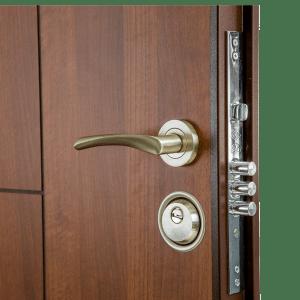 Основна патронна брава за входна врата FeRi Модел F20